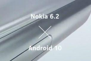 Nokia 6.2 bekommt Upgrade nach Android 10 spendiert