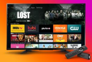 """Amazon Fire TV: Neuer """"Free""""-Tab listet kostenlose Inhalte auf"""