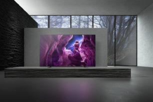 Sony 4K OLED-TV A8 Serie: Preise & Verfügbarkeiten
