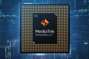 MediaTek Dimensity 820: Neuer Prozessor mit 5G Unterstützung vorgestellt