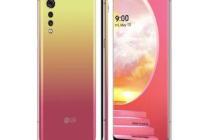 LG Velvet offiziell vorgestellt