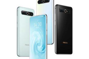 Meizu 17 & Meizu 17 Pro 5G vorgestellt