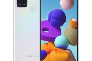 Samsung Galaxy A21s: Weiteres Smartphone der unteren Mittelklasse auf dem Weg