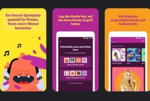 Spotify Kids ab sofort auch in Deutschland verfügbar