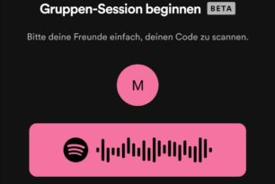 Spotify: Gruppen-Sessions mit neuer Funktion