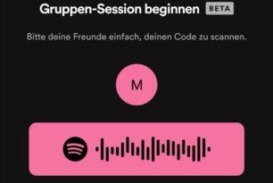 """Spotify: Neues Feature """"Gruppen-Session"""" verfügbar"""