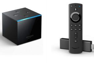 Amazon Fire TV Stick, Fire TV Stick 4k, Fire TV Cube & diverse Echo-Geräte im Angebot