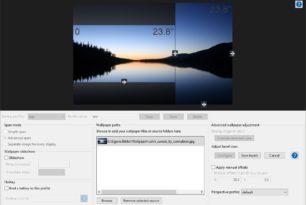 Superpaper – Wallpaper für mehrere (verschiedene) Monitore korrekt einrichten