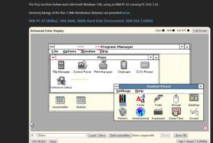 Windows 3.0 wurde 30 Jahre alt – Happy Birthday