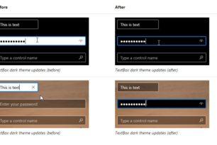 WinUI 2.4 wurde veröffentlicht mit weiteren Verbesserungen in der App-Oberfläche