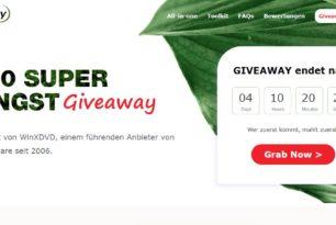 Giveaway: WinX HD Video Converter Deluxe 5.16.0 kostenlos