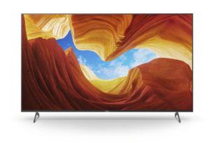 Sony 4K LED-TVs XH90 Serie: Preise & Verfügbarkeiten