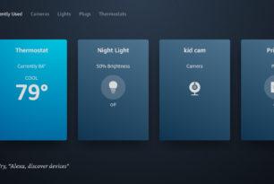 Amazon Fire TV (Stick): Neues Smart-Home Dashboard zeigt sich