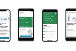 Corona-Warn-App vom RKI für iOS und Android veröffentlicht