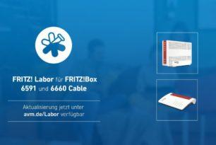 FRITZ!Box 6591 und 6660 Cable  bekommen nun auch noch ein Update