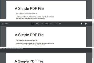 Google Chrome bekommt eine neue PDF-Menüleiste