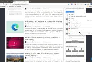 Link zu Textfragment als Erweiterung für Chrome und Chromium Browser