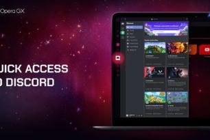 Opera GX 68.03618.150 – Level 2 – Discord Support und mehr