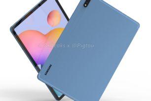 Samsung Galaxy Tab S7: Render-Bilder & Render-Video zeigen Aussehen vom kommenden Tablet