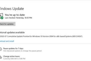 Windows 10 Updates ab Juli wieder normal als B oder C Update mit Veränderungen