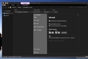 Auto Dark Mode 3.0 mit neuer Oberfläche und vielen neuen Funktionen für Windows 10