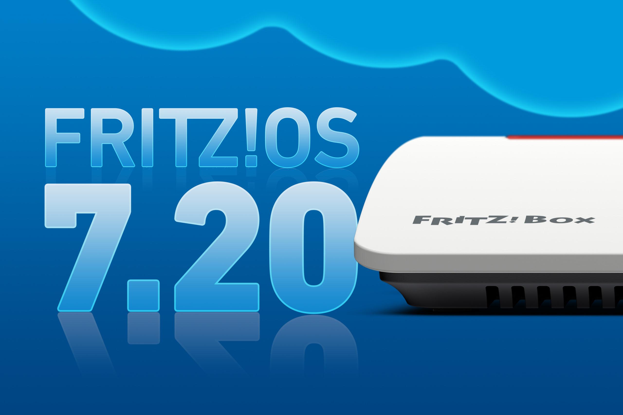 FRITZBox 20, 20 erhalten finales Update auf FRITZOS 20.20 ...