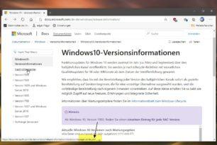 """An der deutschen Windows 10 """"Message Center""""-Seite waren Spaßvögel bei"""