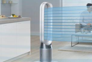 Dyson Pure Cool™ im Test: Gute Reinigung, wenig Kühle