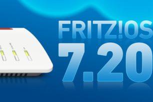 FRITZ!Box 7590: Finales FRITZ!OS 7.20 steht zum Download bereit (Changelog vollständig)