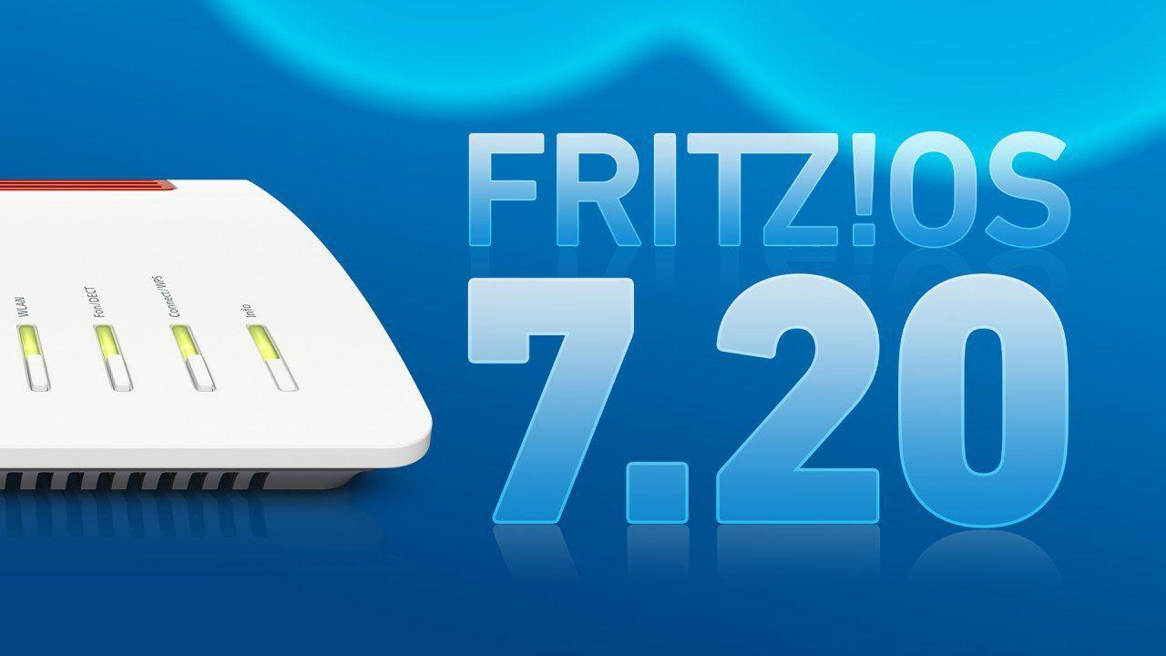 FRITZBox 20 Finales FRITZOS 20.20 steht zum Download bereit ...