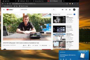 Google Chrome: Medien-Steuerung kann nun verschoben werden