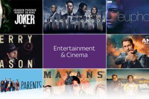 Sky: Neues Entertainment & Cinema Ticket vorgestellt