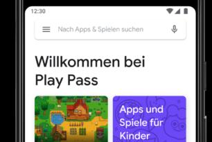 Google Play Pass startet in Deutschland