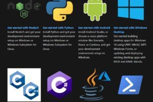 """Neue """"Landing Page"""" für Entwickler wurde von Microsoft eingerichtet"""