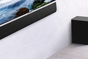 LG GX Soundbar offiziell vorgestellt
