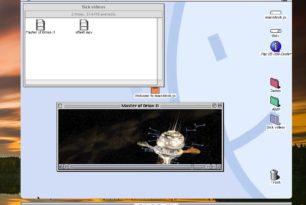 Mac OS 8 als Electron App für Windows, Mac und Linux