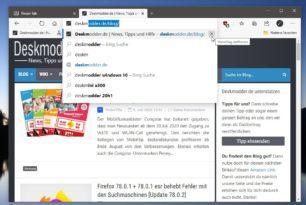 """Microsoft Edge Vorschläge aus der Adressleiste entfernen kommt als """"x"""" per Mouse Over"""