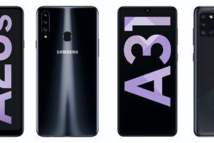 Samsung Galaxy A20s & Samsung Galaxy A31 kommen zu uns