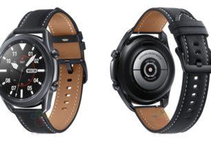 Samsung Galaxy Watch 3: Daten & Bilder vorab enthüllt