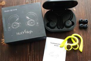 TWS-BE1028 Kopfhörerset mit Zubehör im Test