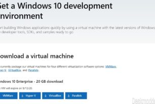 Windows 10 Enterprise 2004 (19041) als virtuelle Maschine für VMWare, VirtualBox, Hyper-V oder Parallels