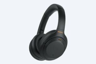 Sony WH-1000XM4: Neuer kabelloser Over-the-Ear Kopfhörer vorgestellt