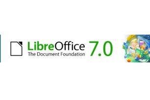 LibreOffice 7.0 Final wurde mit vielen Neuheiten veröffentlicht