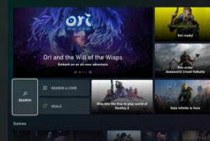 Microsoft Xbox Store: So sieht das neue Design aus