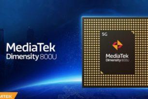 MediaTek Dimensity 800U: Neuer Mittelklasse-Prozessor vorgestellt