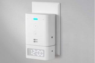 Amazon Echo Flex: Neue Smart Clock als Zubehör verfügbar