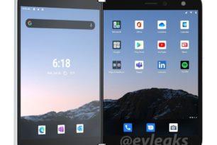 Surface Duo: Einstellungen für Anmeldung, Standort, Privatsphäre ein Mischmasch aus Google und Microsoft möglich