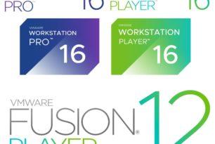 VMware Workstation 16.1.1 Pro und Player sowie VMware Fusion 12.1.1 stehen zum Download bereit