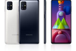 Samsung Galaxy M51 offiziell vorgestellt