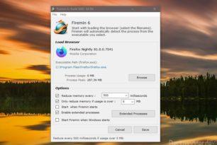 Firefox: Firemin 6.2.3.5082 behebt unnötige Verlangsamung ab Windows 10 1809